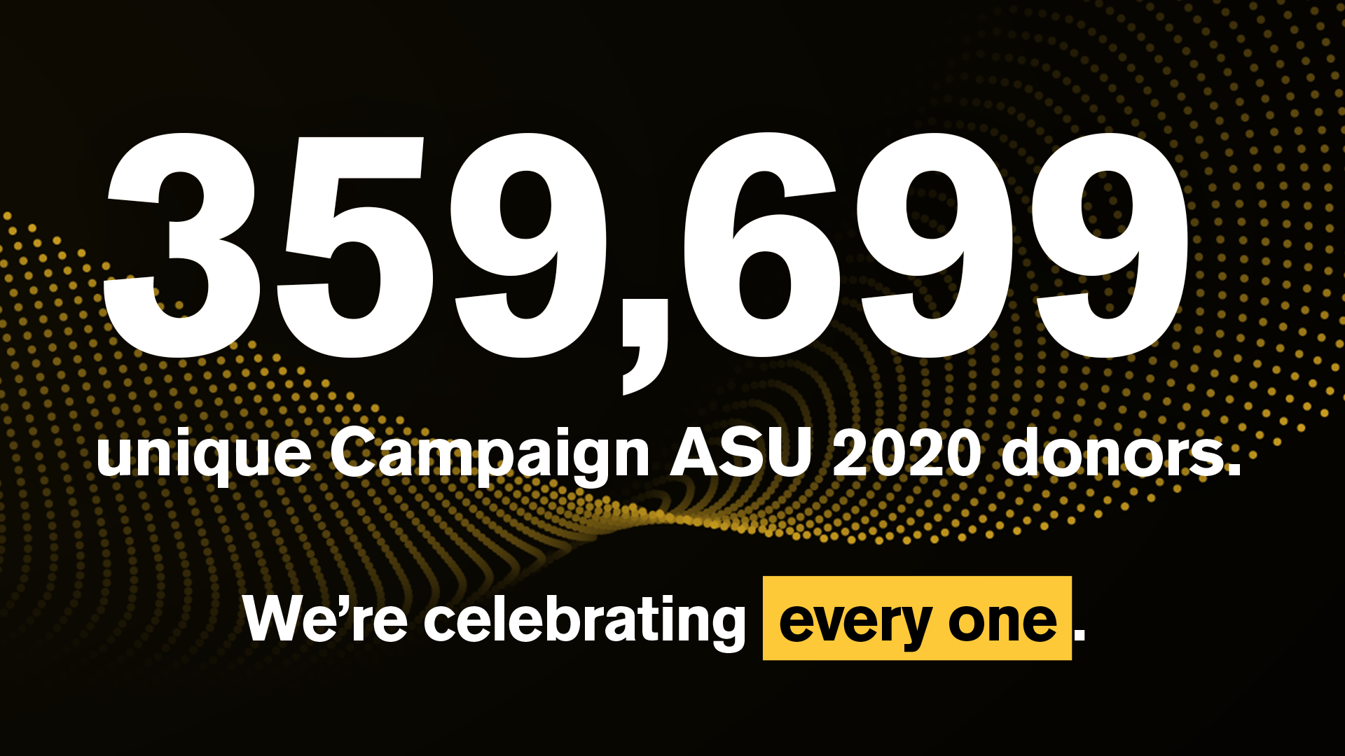 2020 Donors
